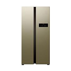 达米尼智能变频对开门冰箱